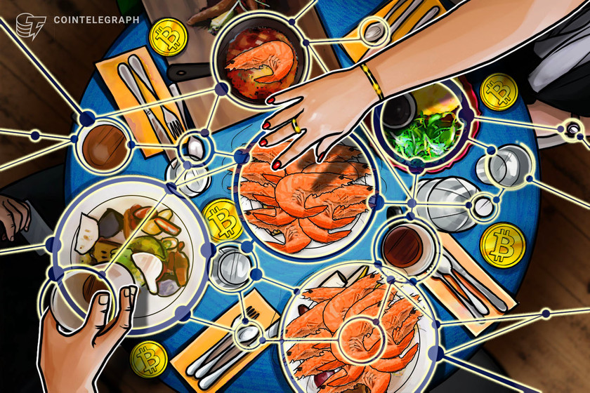 bubba gump shrimp seafood restaurants will start accepting bitcoin payments