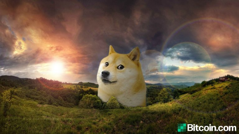 doge taps a lifetime price high mark cuban says dallas mavs shop wont sell its dogecoin