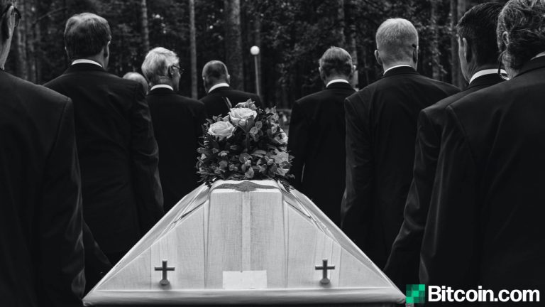 bitcoin is dead crypto market carnage invokes haters and btc obituaries