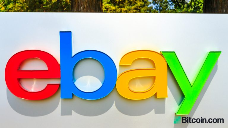 e commerce giant ebay looking at accepting cryptocurrency for 187 million buyers ceo reveals