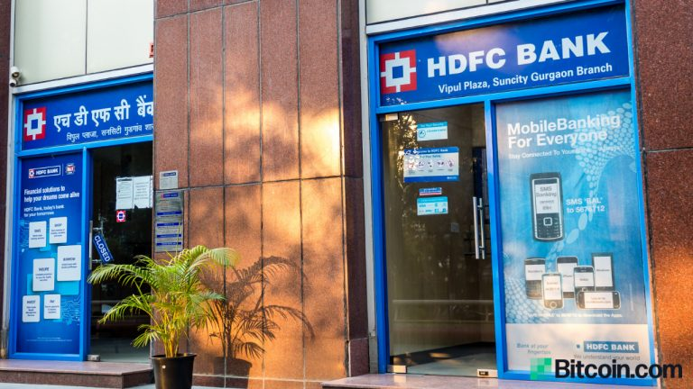 major indian bank hdfc says its a matter of time before indian investors have legal access to crypto plays