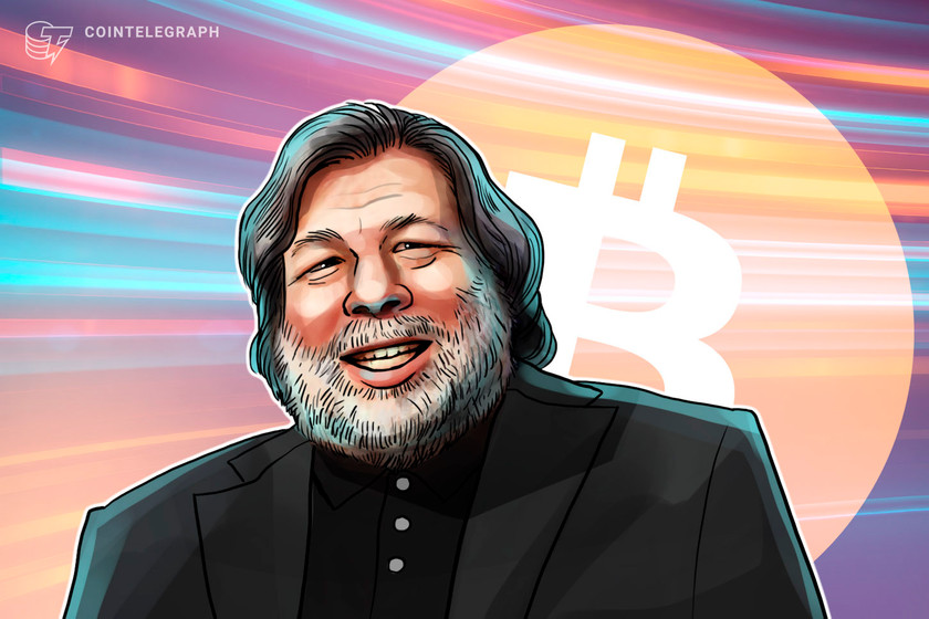 bitcoin is a miracle and better than gold says apple co founder wozniak