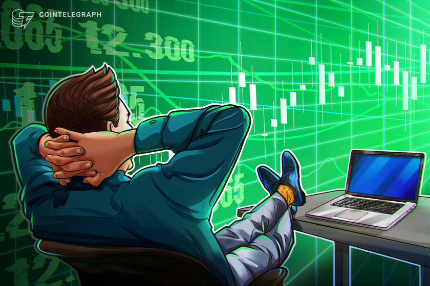 pro traders are mildly skeptical about bitcoins recent return to 50k