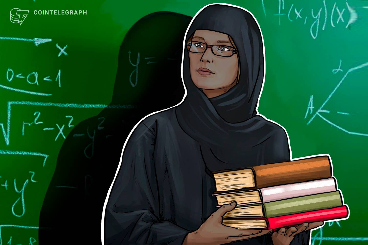 nft project partners with afghanistan organization to help women get access to education