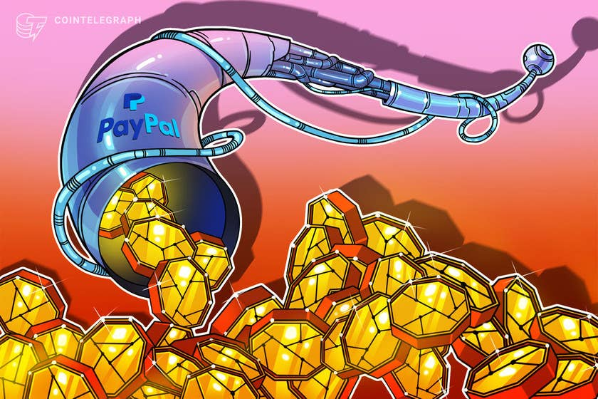 paypal completes crypto trading rollout for uk customers
