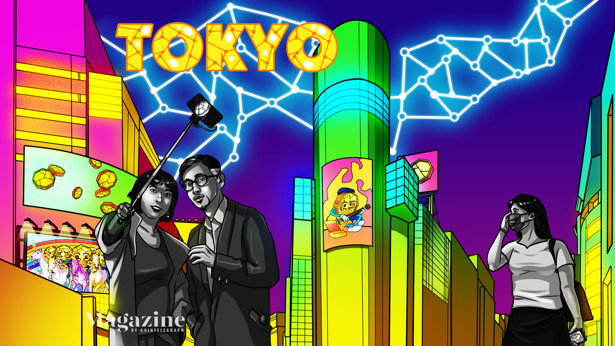 crypto city guide to tokyo