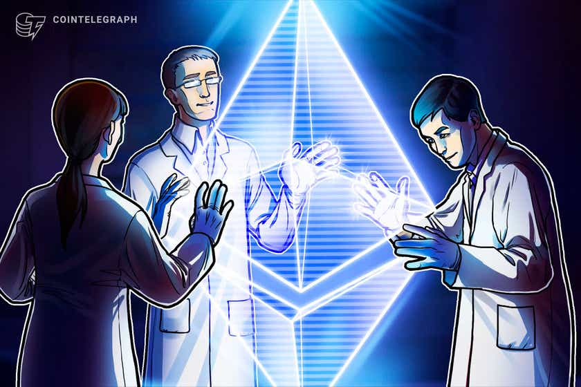 eth2s altair upgrade goes off smoothly with 98 7 of nodes now upgraded