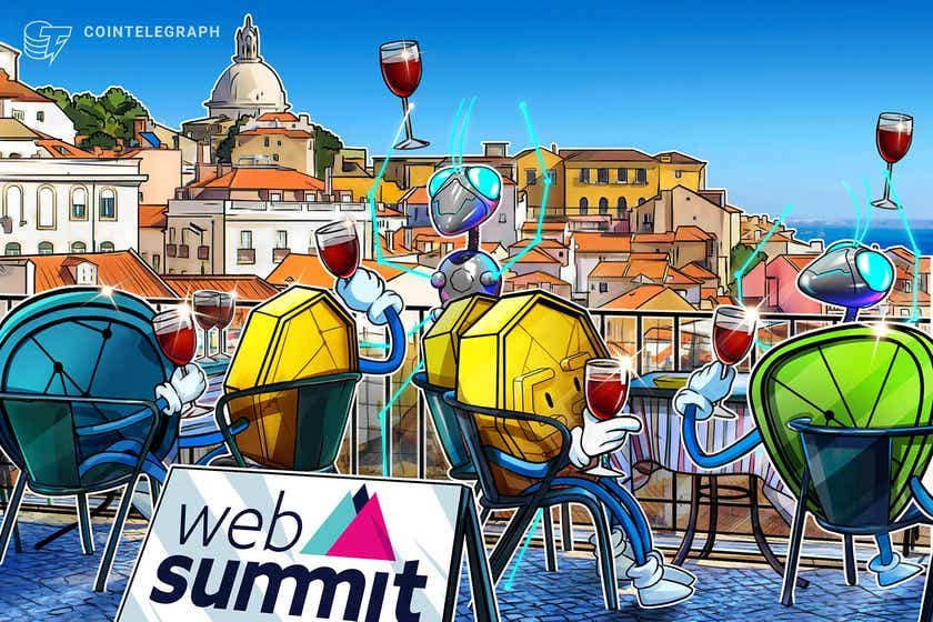 web summit returns in person event to delve into crypto defi and nfts